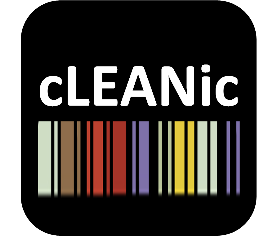 cLEANic Logo