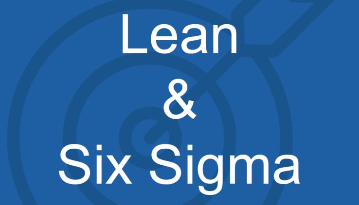 visuel Lean & Sigma